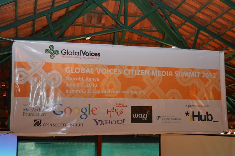 Global Voices Summit 2012